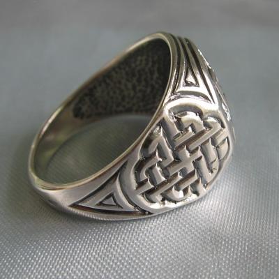 """кольцо """"Валькирия - I"""" серебро арт.2551"""