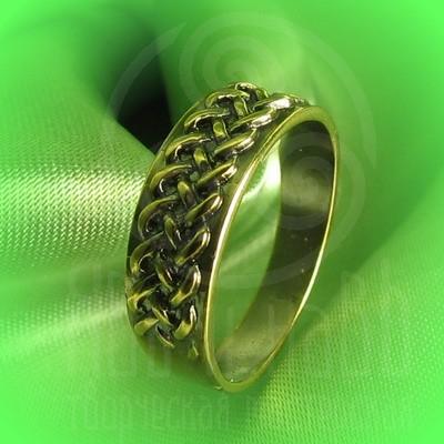 какие кольца для плетенки