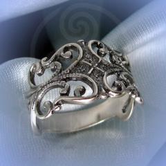 """Кольцо """"Византия"""" Арт. 2662 серебро"""