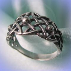 """Кольцо """"Кельтика"""" Арт. 2699 серебро"""