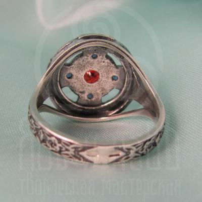 """Кольцо """"Кельтский крест"""" Арт. ко-14 серебро"""